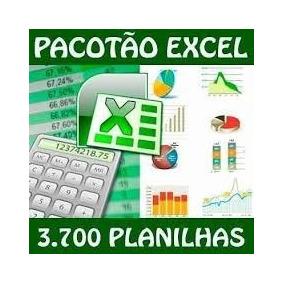 3700 Planilhas Excel Para Facilitar A Sua Vida