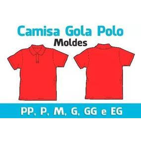 341eb05ee6 Molde Camisa Masculina Pdf - Mais Categorias no Mercado Livre Brasil