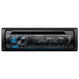 Radio Pioneer Deh-s4150bt Bluetooth Instalación Gratis
