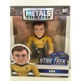 Figura Star Trek Kirk Metals Die Cast - Jada Original