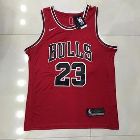 Regata Nba Basquete Chicaco Bulls 23 Jordan Original 8ea85a5c79da0