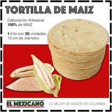Elmex - Tortillas Mexicanas De Maíz