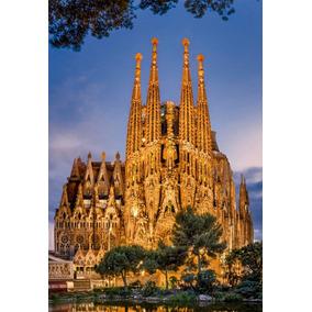 Rompecabezas 1000 Piezas Sagrada Familia Barcelona Educa 97f2694d3cb
