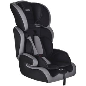 Cadeira Para Auto Assento Elevatório Preto/cinza 563