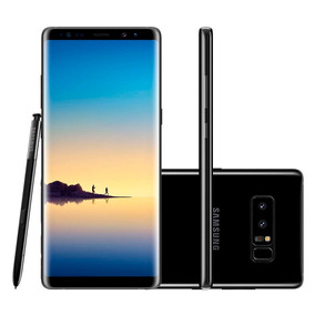 Celular Samsung Galaxy Note 8 Tela 6.3 Dual Chip 64gb Preto