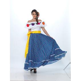 Falda Negra Larga - Faldas Largas de Mujer en Distrito Federal en ... b1b11e2808fa