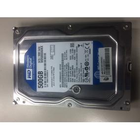 Disco Duro 500 Gb Western Digital Azul Poco Uso