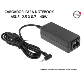 Cargador Para Notebook Asus 2.5 X 0.7 40w