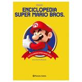 Enciclopedia Super Mario Bros Pasta Dura Español Nintendo