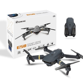 Drone Eachine E58 C/ Camera 2mp E 2 Baterias By Dji Mavic