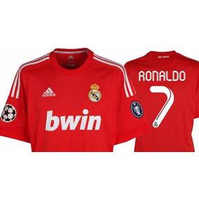 Jersey Ronaldo 7 Real Madrid en Mercado Libre México 7ac839867630d