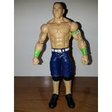 John Cena Wwe Luchador Mattel Smack Down Original Articulado