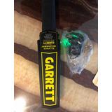 Detector De Metales Garret Superscanner Modelo 1165180