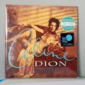 Celine Dion The Colour My Love Pronta Entrega