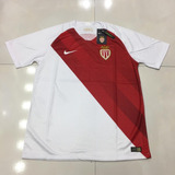 eb2257cb14 Camisa Monaco 2018 - Camisas de Times de Futebol no Mercado Livre Brasil