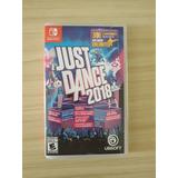 Just Dance 2018 Nintendo Switch Envio Gratis Juego Fisico