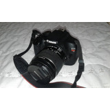 Cámara Fotográfica Canon Profesional T5