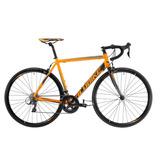 Bicicleta Alubike Ruta Sport Citroen 18 Vel Grupo Sora 2019