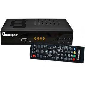 Decodificador De Tv Hdmi Usb Coaxial Metal E010alum-bl