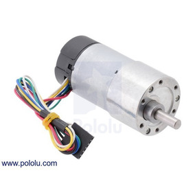 Motorreductor 131:1, Encoder,llantas, Robotica, Servos, Pyf