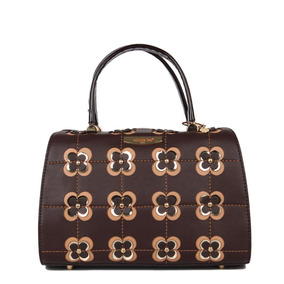 Bolsa De Mano Nicole Lee Daron Con Relieve