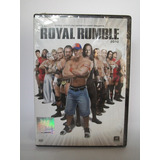 3 Dvds Wwe Royal Rumble, Survivor Series, John Cena Colec