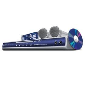 Dvd Player Karaokê Gradiente K-341 - Peças : 4068