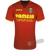 2eb10d6618 Camisa Do Villarreal Da Espanha no Mercado Livre Brasil
