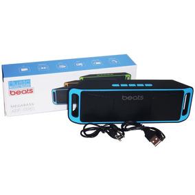 Corneta Portatil Beats A2dp Sc208 Bluetooth Mp3 Ipod Cel