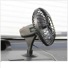Ventilador Automotivo Carro Caminhão 12v Com Ventosa Top