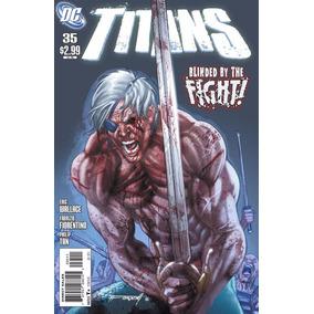 Dc Titans - The Fight!! - Volume 35