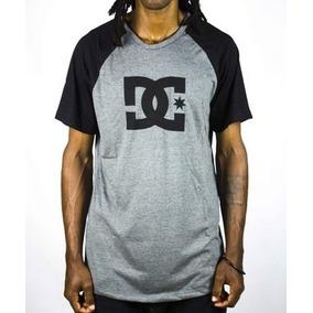7a7b6fc7a0 Camiseta Dc Shoes Cross Star Kanui - Camisetas e Blusas Manga Curta ...