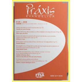 Práxis Evangélica - Revista Teológica Frete Grátis + Brinde!