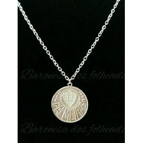 Medalha Palmeiras De Ouro - Joias e Bijuterias no Mercado Livre Brasil 6c74450820