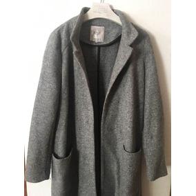 b3319149cb3b2 Abrigo Largo Dama - Abrigos Zara de Mujer en Mercado Libre México