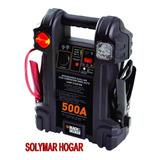 Arrancador Inflador Auxiliar Auto Black Decker Js500 + Usb