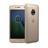 Celular Motorola Moto G5 Plus 5 12mp 32gb Dorado