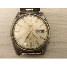 a8b1fa7bcdd Relogio Seiko 5 Automatico 6119 - Relógios no Mercado Livre Brasil