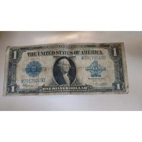 Cédula Eua One Silver Dollar Serie 1923 Bc