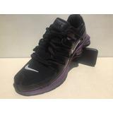 Tenis Nike Air Shox Lunar Nz 429876-009 Johnsonshoes Env Gra