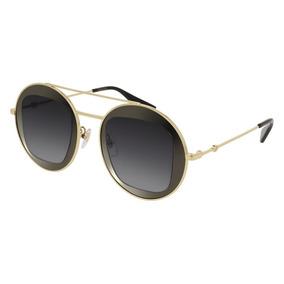 Oculo Gucci Feminino Espelhado Colorido - Óculos De Sol no Mercado ... af0e5bb6c0