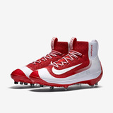 Nike Huarache 2k Filth Spikes Beisbol Rojo/blanco Remate!!!