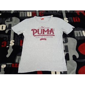 Playera Puma Sport Lifestyle Original