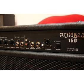 Amplificador De Bajo Fender 150 Watts