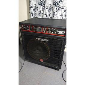 Amplificador De Bajo 300w Peavey Combo 115