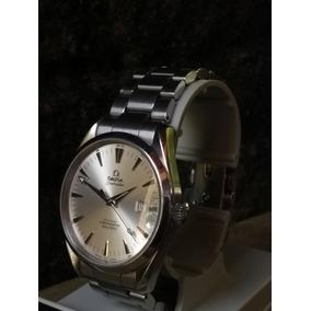 c76123f2be9 Omega Aqua Terra - Relógio Omega Masculino no Mercado Livre Brasil