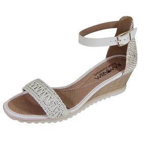 33616dc804 Sand Lia Feminina Ramarim Total Comfort - Sapatos no Mercado Livre ...