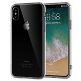 Capinha Capa Ultra Fina Casca P/ Iphone 5 5s 6 6s 7 8 10 X