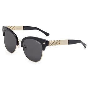 Oculos Sol Colcci C0086a3401 Preto Brilho Dourado Lent Cinza 4b6d960538
