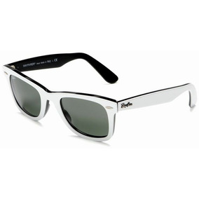 Ray Ban Wayfarer Branco Lente De Sol - Óculos no Mercado Livre Brasil 7c34e4caec